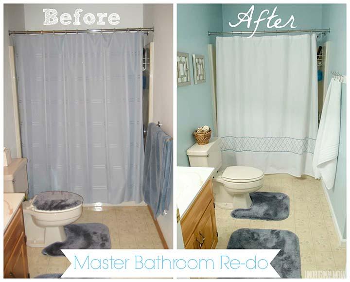 Master Bathroom Re-do