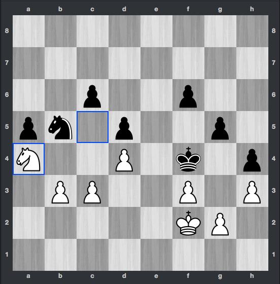 SO-Kramnik dopo 45.Ca4