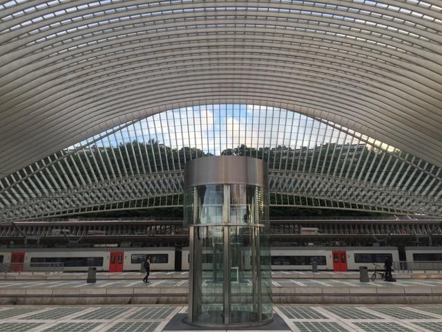 Stazione di Liegi