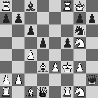 Glucksberg-Hitchdorf dopo 19.Rf3
