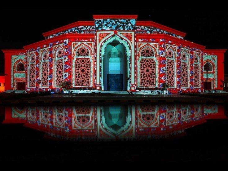 khorfakkan-sharjah-light-festival