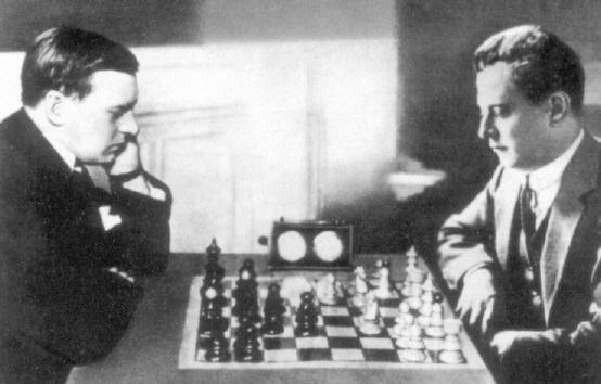Capablanca-Alekhine 1927 (fake)