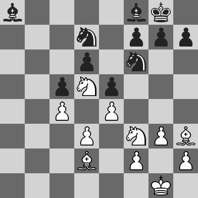 Carlsen-Pantsulaia dopo 22. ... Axa8