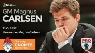 PRO League 2017 Carlsen
