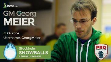 PRO League 2017 Meier