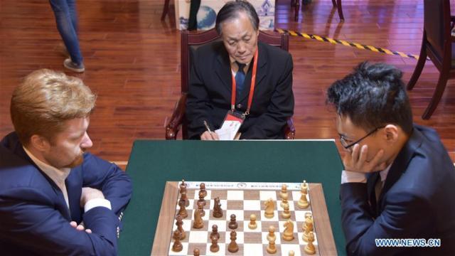 BRICS 2017 - Yu Yangyi-Potkin