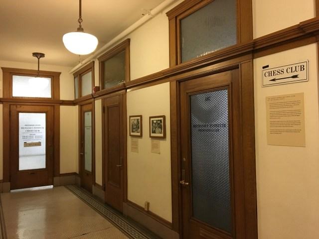 Corridor to MI