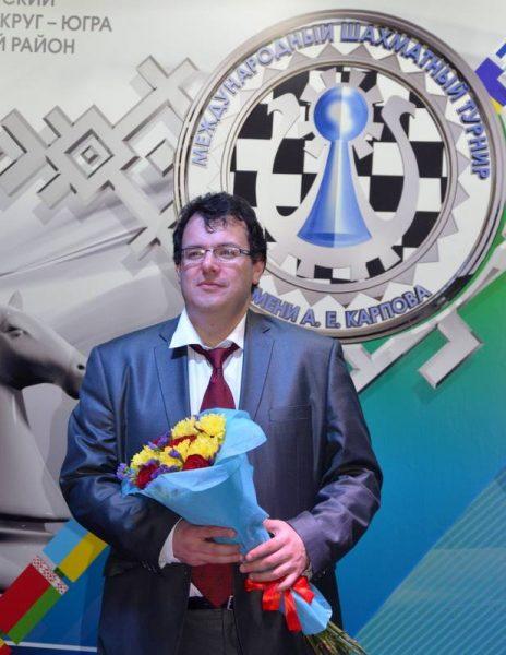 Poikovski 2017 - Winner