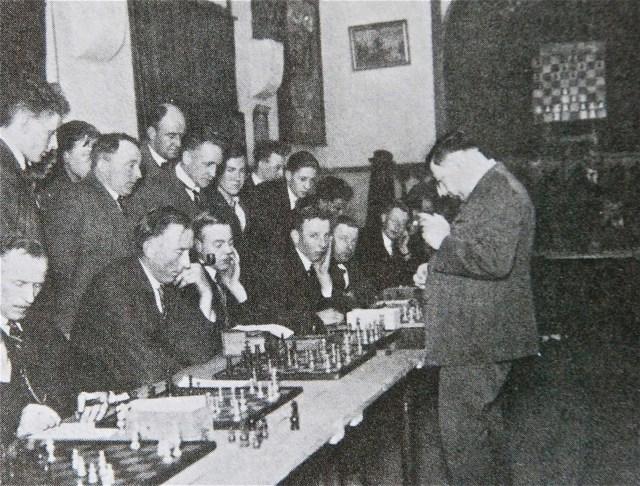 Rubinstein in Palestine 1931