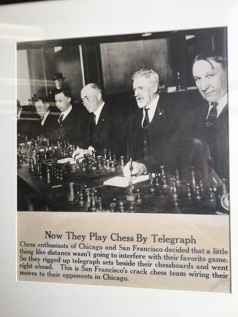 Telegraph @ MI
