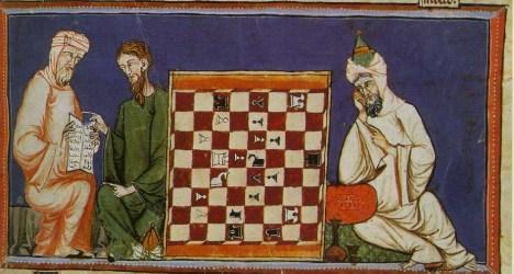 Miniatura del codice Alfonsino 1283