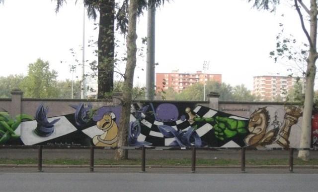 Murales_Milano_viale che da piazzale Lotto va all'ippodromo_Sgrò_ritaglio