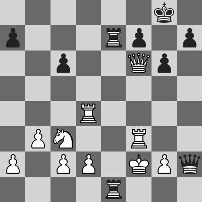 Schwetzer-Bonavoglia dopo 27. Td4
