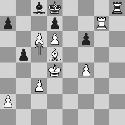 Carlsen-MVL dopo 46. c6
