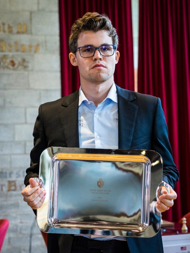 Il Vassoio e Carlsen (2)