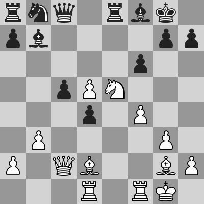 Aronian-Navara dopo 18. ... f6