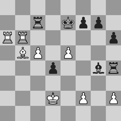 Wojtaszek-Wang Yue dopo 31. ... Ag4?