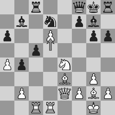 Aronian-Ivanchuk - R5, P1 dopo 24. d6