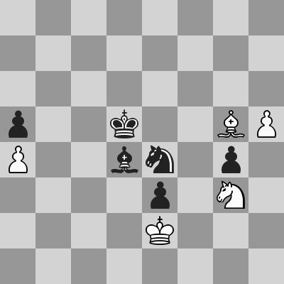 Duda-Ivanchuk - R2, P1 dopo 68. ... Ce4