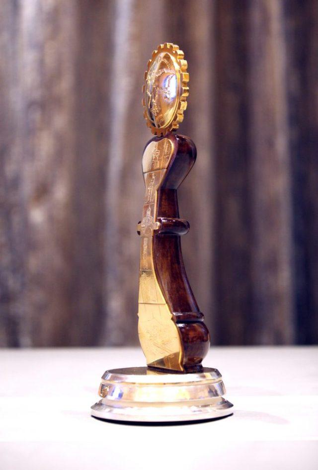 FIDE World CUP 2017 - Il trofeo (Karlovich)