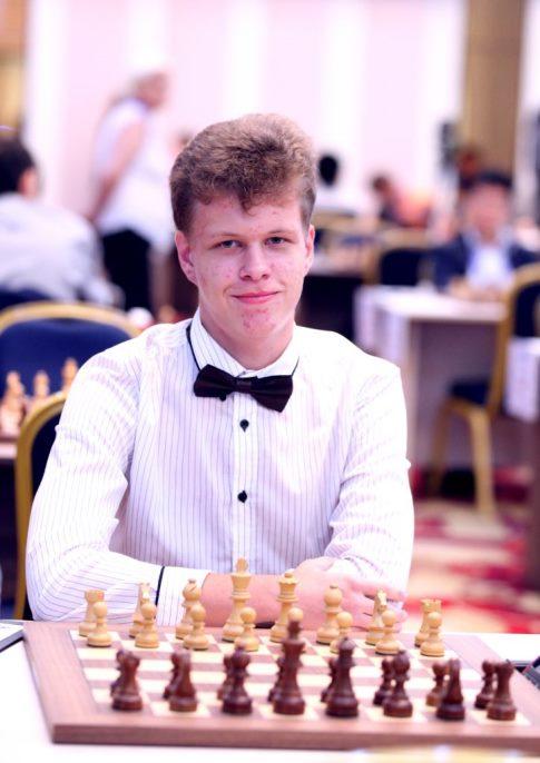FIDE World CUP 2017 - R1 Artemiev (Karlovich)