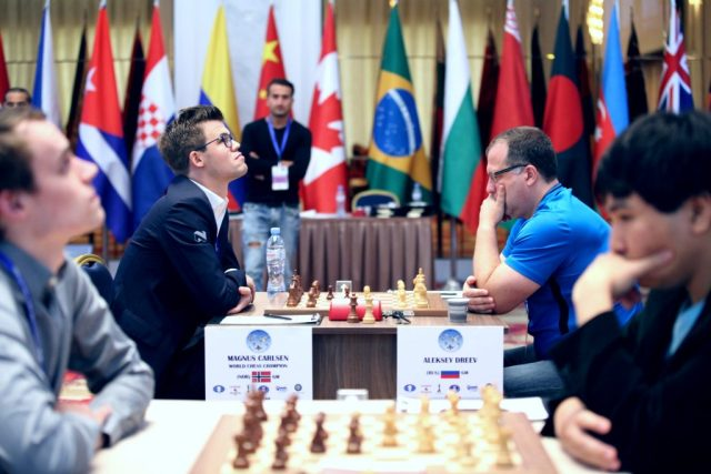 FIDE World CUP 2017 - R2 Carlsen e So (Karlovich)