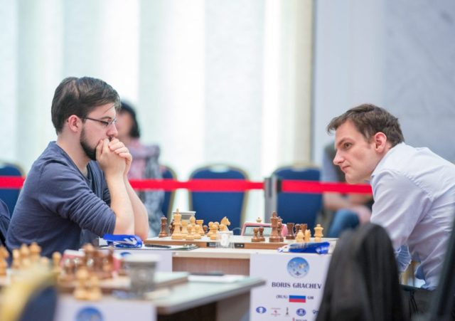 FIDE World CUP 2017 - R2 MVL-Grachev (Karlovich)