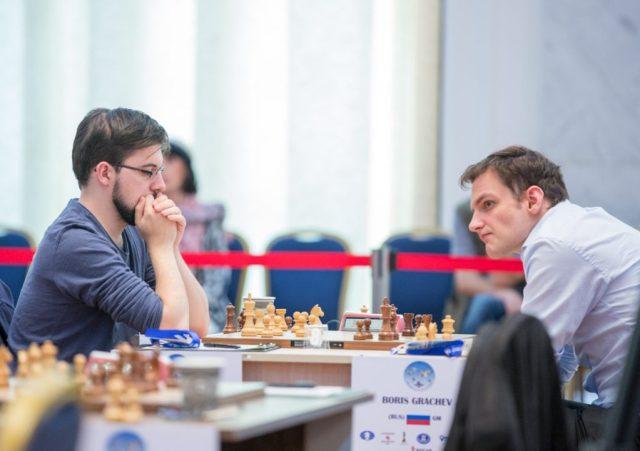 FIDE World CUP 2017 - R2 MVL-Grachev (Karlovich)