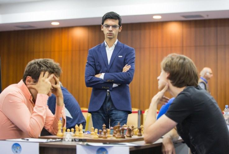 FIDE World CUP 2017 - R4 Aronian-Dubov (Emelianova)