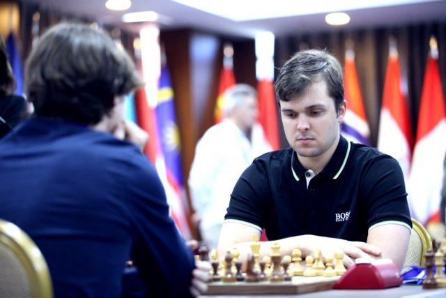 FIDE World CUP 2017 - R4 Fedoseev (Karlovich)