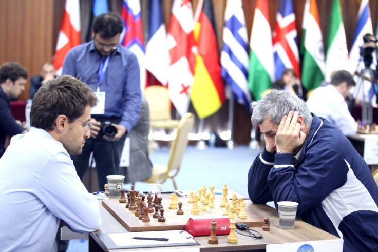 FIDE World CUP 2017 - R5 Ivanchuk-Aronian (Karlovich)