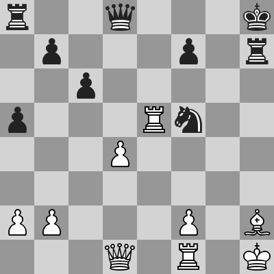 FIDE World CUP 2017 - R7 R2 Ding Liren-Aronian dopo 30. ... Cf5