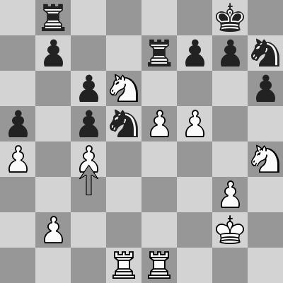MVL-Grischuk - R4, R3 dopo 35. c4