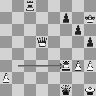 So-Ding Liren, R6 R3 dopo 39. ... Rf3
