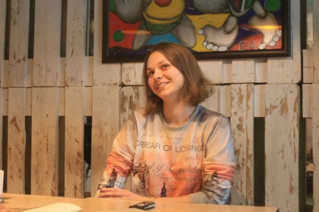 Anna Muzychuk parla di differenze