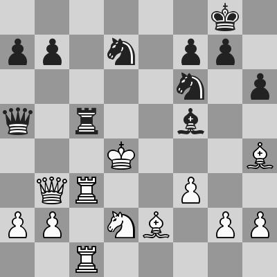 Ivanchuk-Wei Yi - analisi dopo 19. Rxd4