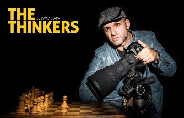 The Thinkers - David Llada