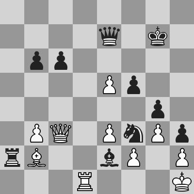 Caruana-Nakamura (1-5), Speedchess 2017, dopo 43. ... exf5