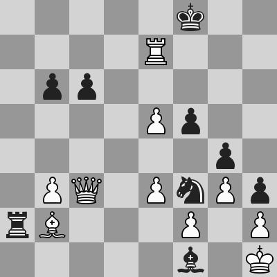 Caruana-Nakamura (1-5), Speedchess 2017, dopo 45. ... Rf8