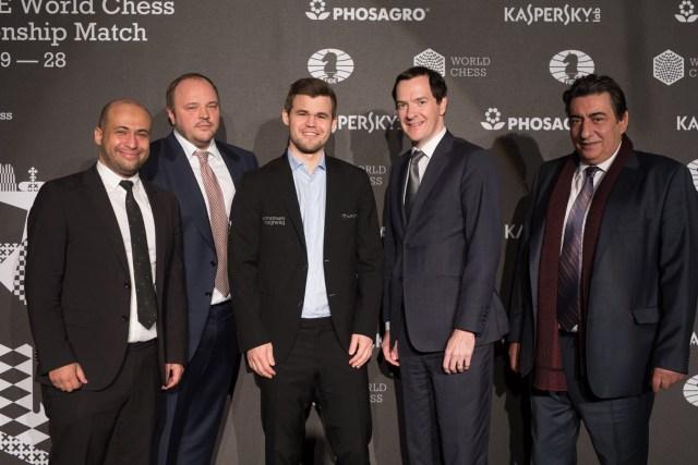 FIDE WChip 2018 organisers