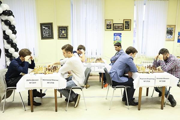 Memeorial Eliseev 2017 - I giocatori