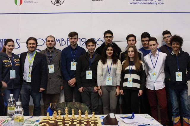 WJCC2017 - I giocatori Italiani