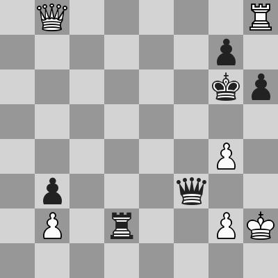 Bronstein-Korchnoi, match Mosca-Leningrado, 1962