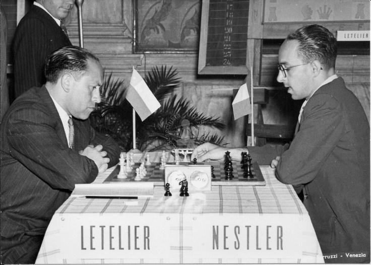 Letelier-Nestler, Venezia 1950 bn