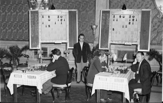 Nestler-Pachman, Venezia 1950 bn