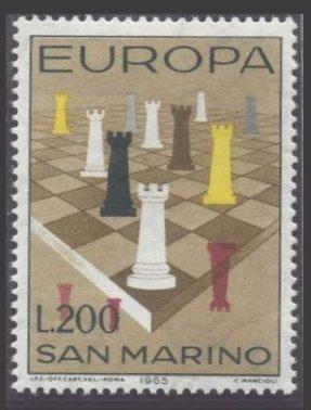 1965 San Marino con errore