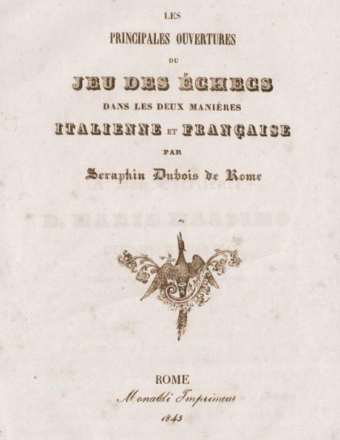 DUBOIS_1845_MONALDI ROMA