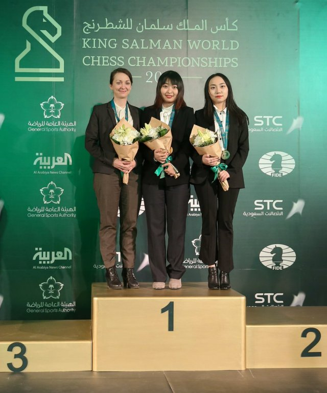 WCCRfemale - Podium