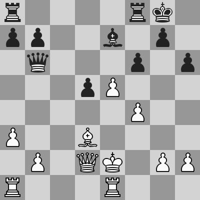 Carlsen-So, Tata 2018 (10), dopo 22 ... f6