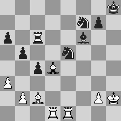 Candidates 2018 - R11, Ding Liren-Grischuk dopo 41. ... Cgf7